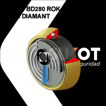 Escudo DOM DIAMANT