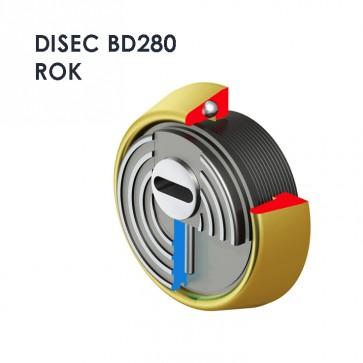 Escudo protector DISEC BD280 ROK