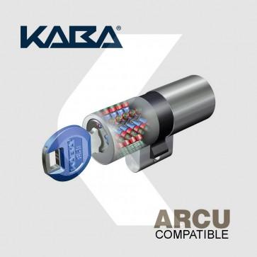 Bombín Kaba Expert compatible con Arcu