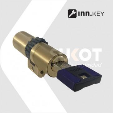 Bombín de seguridad antibumping INN.Key Smart 100% compatible con cerraduras Arcu