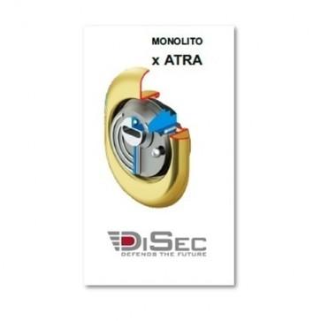 Escudo protector Disec BD321 para puertas DIERRE y KIUSO