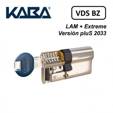 Kaba expert plus extreme protection
