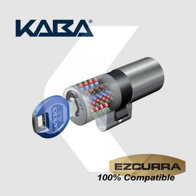 Bomb n kaba expert 007 compatible con ezcurra sukot for Precio bombin kaba matrix