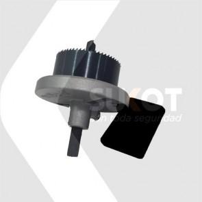Kit de instalación escudo protector cerradura