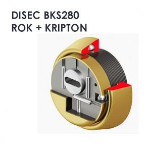 Escudo DISEC BKS280 KRIPTON
