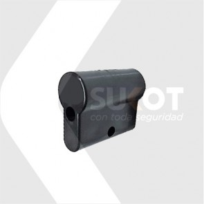Cilindro guia o centrador para instalación de escudo
