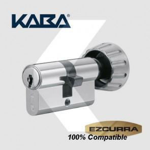 Bombín Kaba Expert Estandar con pomo compatible Ezcurra