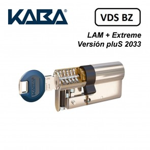 Kaba expert plus extreme protection