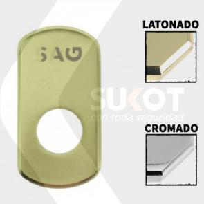 Placa de seguridad vertical SAG EP40