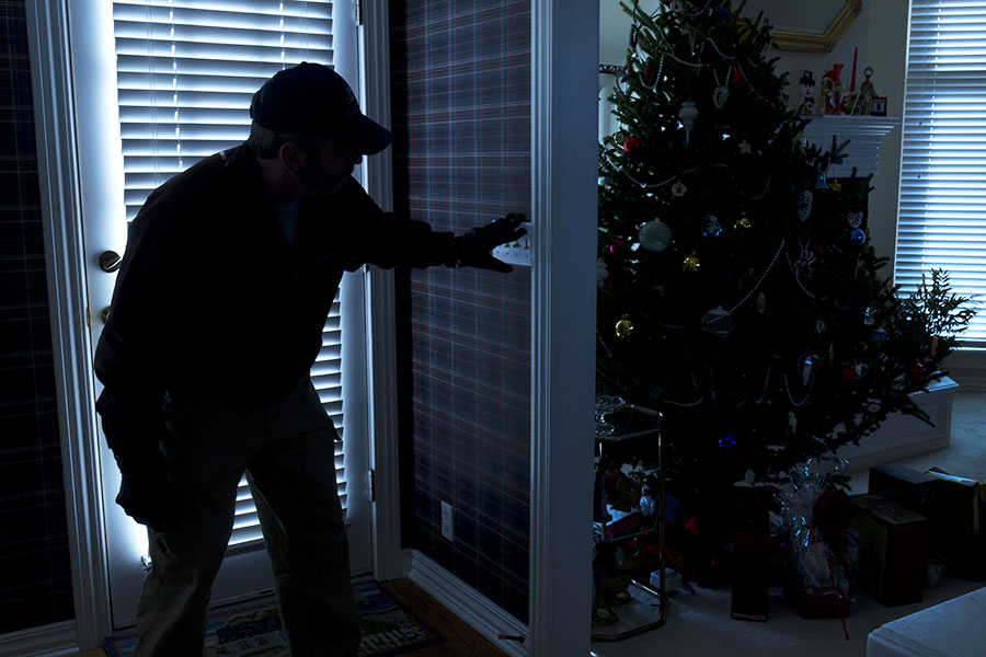 Evitar robos en Navidad