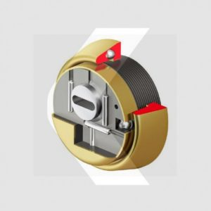 Escudo de seguridad Disec BKS280 Kripton