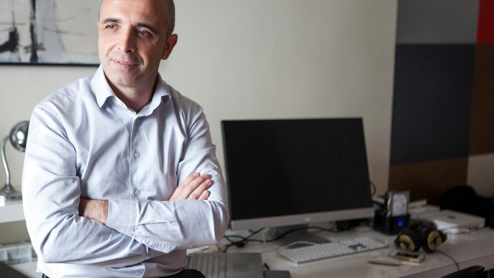 Ángel Olleros, consultor de seguridad física
