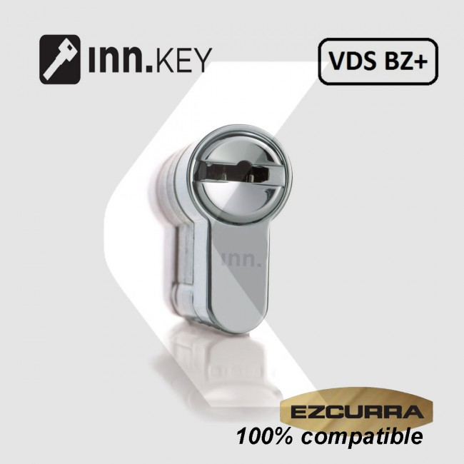 Bombín de seguridad Inn.Key Smart VDS BZ+ compatible Ezcurra