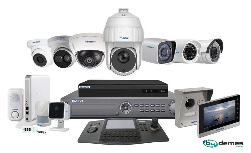 Soluciones videovigilancia byDemes