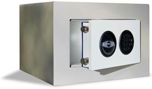 Detalle de caja de seguridad INN.SAFE BASIC+