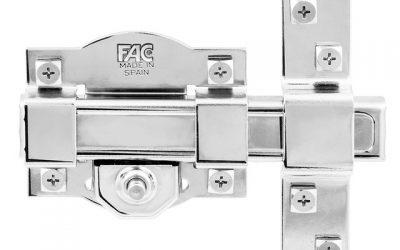 Cerrojos y cerraduras de Sobreponer ¿Cómo funcionan?